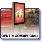 Visual Merchandising - Centri commerciali - Multiposter